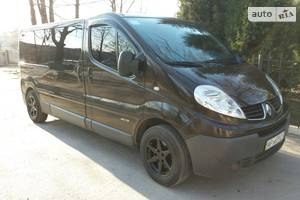 Renault Trafic пасс. L2H1 2010