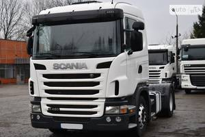 Scania G 420 Euro-5 2012