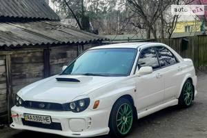 Subaru Impreza  WRX STI WRX  2001