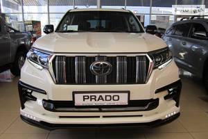 Toyota Land Cruiser Prado Prestige 2018