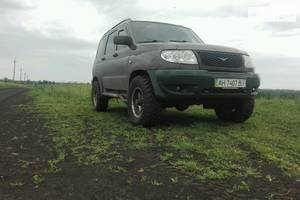 УАЗ Патриот limeted 2006