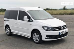 Volkswagen Caddy пасс. 2.0 TDI 2016