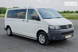 Volkswagen Caravelle Заводський пасажир 2012