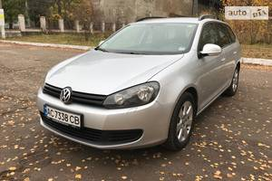 Volkswagen Golf VI 1.6 TDI 2010