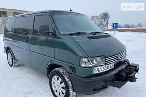Volkswagen T4 (Transporter) пасс. Syncro 4x4 2001