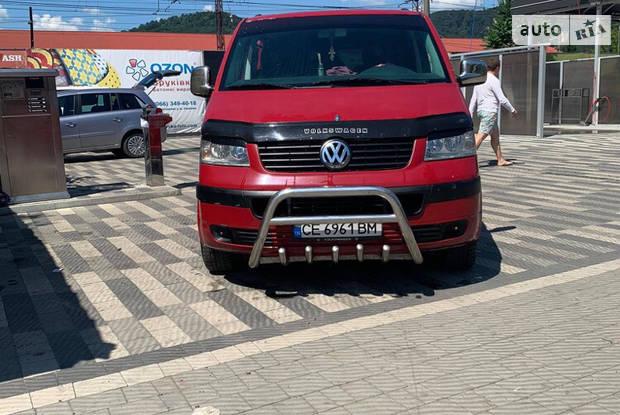 Фольксваген транспортер купить 2006 отличия транспортер от каравелла