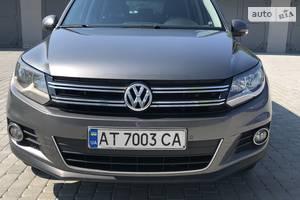 Volkswagen Tiguan Sport and Style 2011