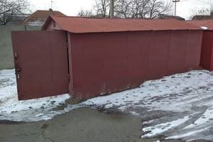 Продається окремий гараж під легкове авто на 19 кв. м