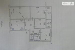Продается 4-комнатная квартира 77.2 кв. м в Згуровке