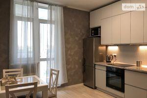 Сдается в аренду 1-комнатная квартира 43.4 кв. м в Киеве