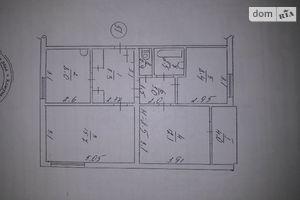 Продається 3-кімнатна квартира 60 кв. м у Ладижинi
