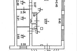 Сдается в аренду офис 74 кв. м в нежилом помещении в жилом доме