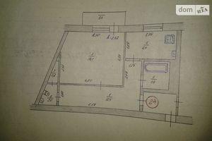 Продается 1-комнатная квартира 45.2 кв. м в Рубежном