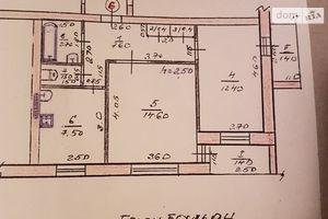 Продается 2-комнатная квартира 50 кв. м в Лисичанске