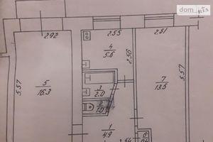 Продается 2-комнатная квартира 43.9 кв. м в Сокале