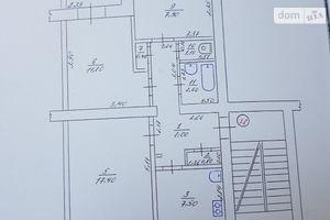 Продається 3-кімнатна квартира 62 кв. м у Гайсині