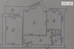 Продается 2-комнатная квартира 48 кв. м в Краснодоне