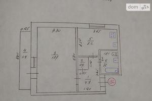 Продается 1-комнатная квартира 37.8 кв. м в Краснодоне