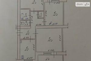 Продається 3-кімнатна квартира 66 кв. м у Хмельницькому