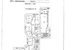 Здається в оренду приміщення вільного призначення 485 кв. м в 4-поверховій будівлі