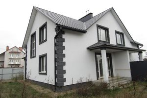 Продается дом на 2 этажа 125 кв. м с камином