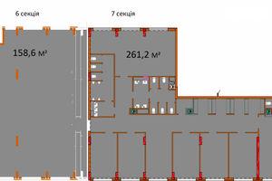 Продается офис 420 кв. м в нежилом помещении в жилом доме