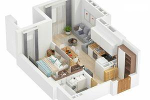 Продается 2-комнатная квартира 41 кв. м в Днепре