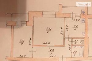 Продается 2-комнатная квартира 49 кв. м в Житомире