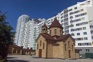 Продается 1-комнатная квартира 43.1 кв. м в Киеве