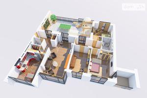 Продается 3-комнатная квартира 217 кв. м в Днепре