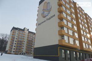 Продається 1-кімнатна квартира 45.85 кв. м у Вінниці