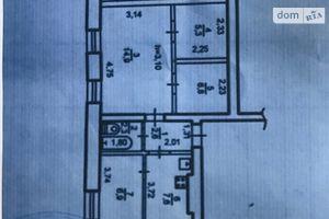 Продається 4-кімнатна квартира 45 кв. м у Дніпрі
