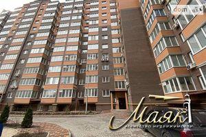 Продается 1-комнатная квартира 43 кв. м в Запорожье