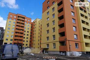 Продается 1-комнатная квартира 36.02 кв. м в Тернополе