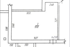Продається торгово-розважальний комплекс 126 кв. м в 9-поверховій будівлі