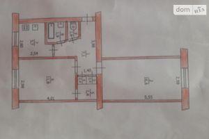 Продается 1-комнатная квартира 46.4 кв. м в Павлограде