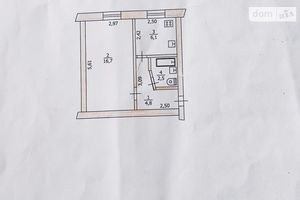 Продается 1-комнатная квартира 30 кв. м в Павлограде