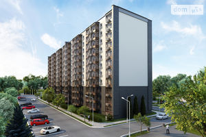 Продається 2-кімнатна квартира 59.42 кв. м у Чернігові