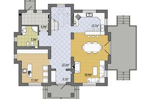 Продається будинок 2 поверховий 199 кв. м з каміном