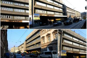 Куплю офісну будівлю Львівської області